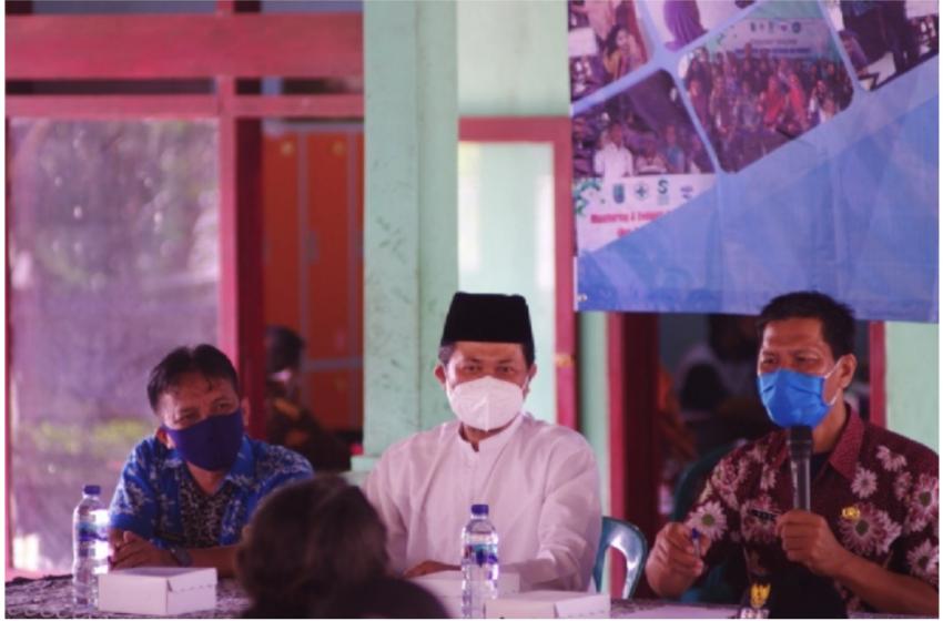 PT. Tirta Investama Berkomitmen Tingkatkan Kesehatan dan Kesejahteraan Masyarakat di Era Pandemi