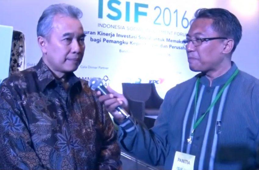 Dokumentasi Indonesian Social Investment Forum (ISIF) #3